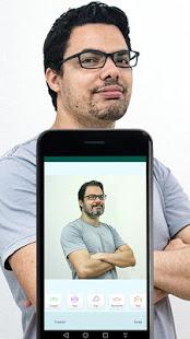 Old Age Face effects App Face Changer Gender Swap v1.1.5 screenshots 10