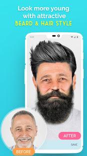 Old Age Face effects App Face Changer Gender Swap v1.1.5 screenshots 14