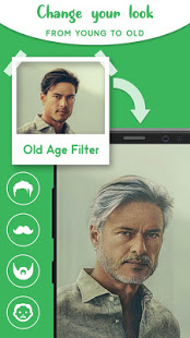 Old Age Face effects App Face Changer Gender Swap v1.1.5 screenshots 5
