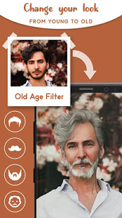 Old Age Face effects App Face Changer Gender Swap v1.1.5 screenshots 6