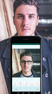 Old Age Face effects App Face Changer Gender Swap v1.1.5 screenshots 7