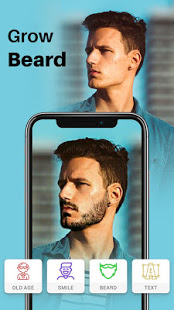 Old Age Face effects App Face Changer Gender Swap v1.1.5 screenshots 8