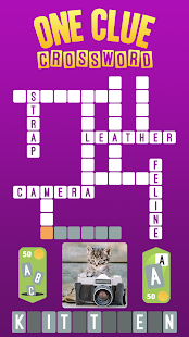 One Clue Crossword v4.3 screenshots 5