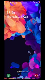 One-Ui Dark EMUI 910 THEME v2.3.4 screenshots 1