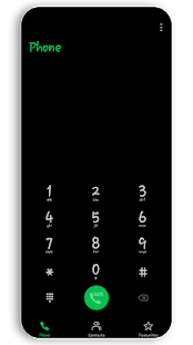 One-Ui Dark EMUI 910 THEME v2.3.4 screenshots 3