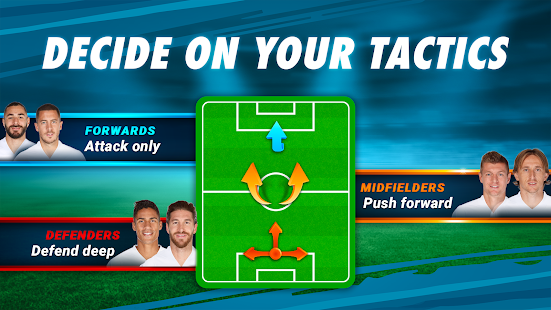 Online Soccer Manager OSM – 2021 v screenshots 3