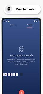 Opera Browser Fast amp Private v64.1.3282.59829 screenshots 4