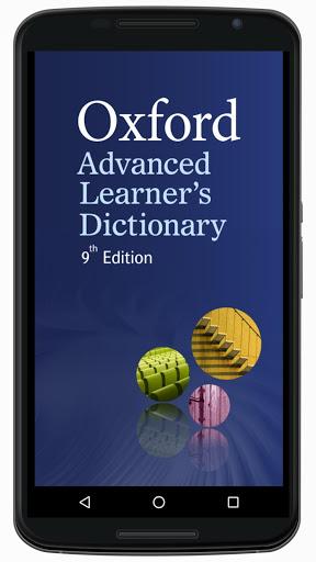 Oxford Advanced Learners Dictionary 9th ed. 2015 v1.1.10 screenshots 2
