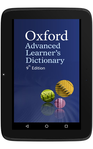 Oxford Advanced Learners Dictionary 9th ed. 2015 v1.1.10 screenshots 4