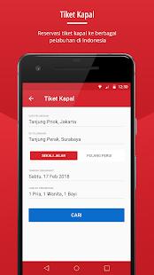 PELNI Mobile v screenshots 2