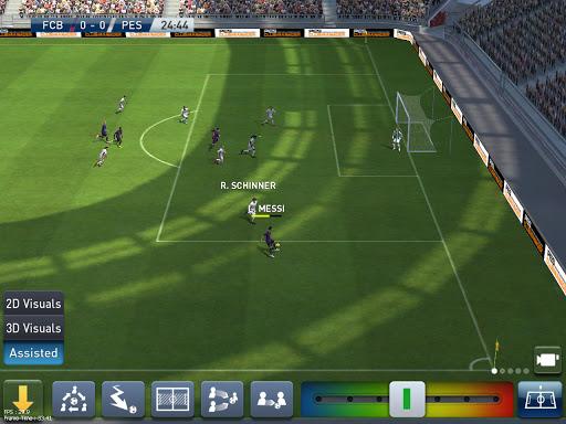 PES CLUB MANAGER v4.4.0 screenshots 13