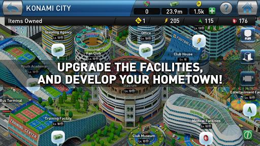 PES CLUB MANAGER v4.4.0 screenshots 5