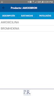 PR Vademecum Mxico v7.1.1 screenshots 3