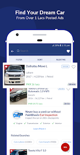 PakWheels Buy amp Sell Cars Bikes and Auto Parts v11.9.11 screenshots 3