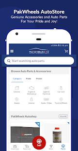 PakWheels Buy amp Sell Cars Bikes and Auto Parts v11.9.11 screenshots 5