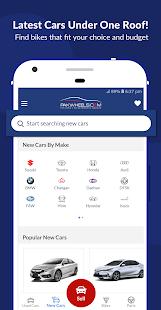 PakWheels Buy amp Sell Cars Bikes and Auto Parts v11.9.11 screenshots 8