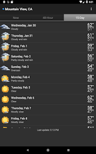 Palmary Weather v1.3.4 screenshots 10