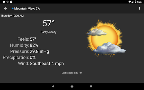 Palmary Weather v1.3.4 screenshots 12