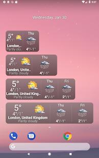 Palmary Weather v1.3.4 screenshots 13