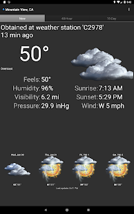 Palmary Weather v1.3.4 screenshots 14