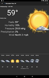 Palmary Weather v1.3.4 screenshots 16