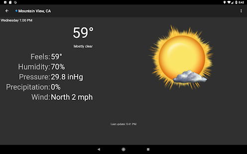 Palmary Weather v1.3.4 screenshots 17