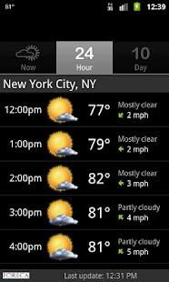 Palmary Weather v1.3.4 screenshots 8