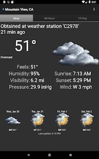 Palmary Weather v1.3.4 screenshots 9