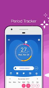 Period Tracker Bloom Menstrual Cycle Tracker v3.7 screenshots 1