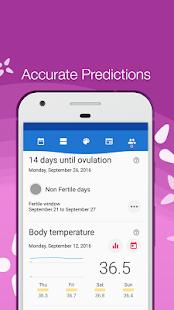 Period Tracker Bloom Menstrual Cycle Tracker v3.7 screenshots 2