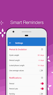 Period Tracker Bloom Menstrual Cycle Tracker v3.7 screenshots 7