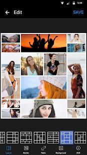 Photo Collage Maker – Photo Editor v screenshots 1