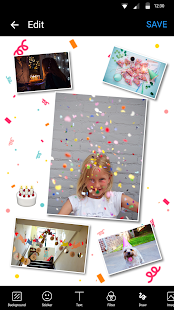 Photo Collage Maker – Photo Editor v screenshots 3