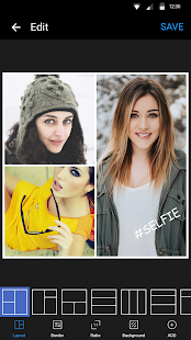 Photo Collage Maker – Photo Editor v screenshots 4