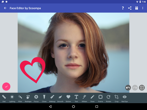 Photo Editor amp Perfect Selfie v9.8 screenshots 13