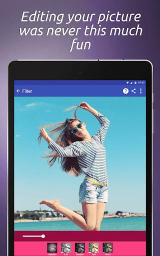 Photo Editor amp Perfect Selfie v9.8 screenshots 19