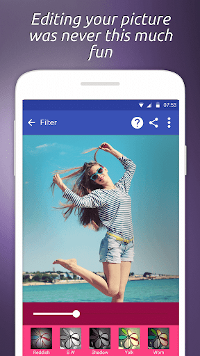 Photo Editor amp Perfect Selfie v9.8 screenshots 4