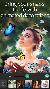 PhotoDirector Animate Photo Editor amp Collage Maker v15.3.2 screenshots 1