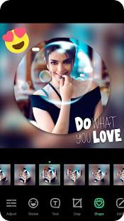 Pic Collage Photo Editor amp Beauty Selfie Cam v3.53 screenshots 6
