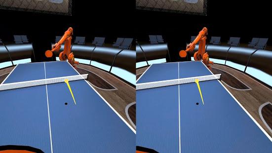 Ping Pong VR v screenshots 1