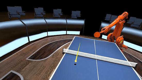 Ping Pong VR v screenshots 2