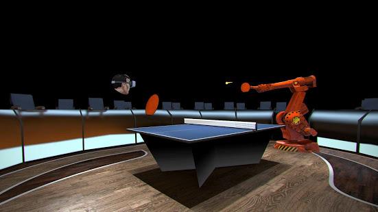 Ping Pong VR v screenshots 3