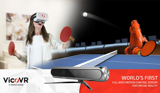 Ping Pong VR v screenshots 5