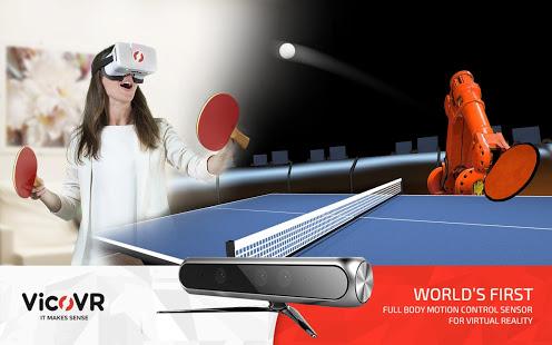 Ping Pong VR v screenshots 6