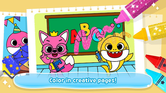Pinkfong Baby Shark v34.4 screenshots 3
