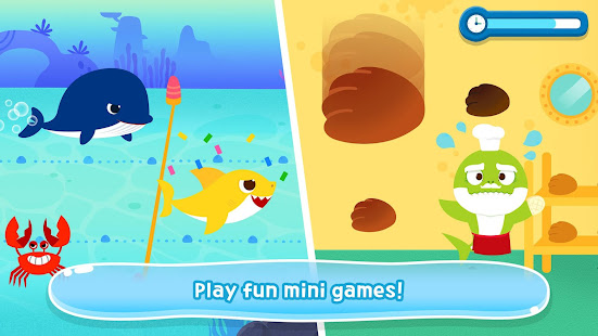 Pinkfong Baby Shark v34.4 screenshots 4