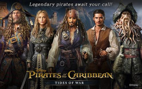 Pirates of the Caribbean ToW v1.0.164 screenshots 1
