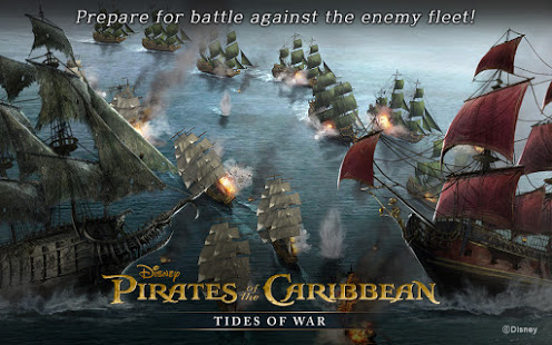 Pirates of the Caribbean ToW v1.0.164 screenshots 14