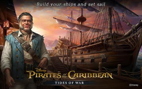 Pirates of the Caribbean ToW v1.0.164 screenshots 2