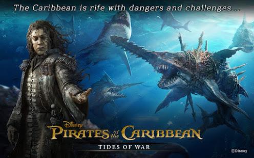 Pirates of the Caribbean ToW v1.0.164 screenshots 4